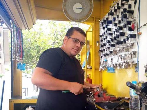 Chaveiro Rodrigo Taubaté