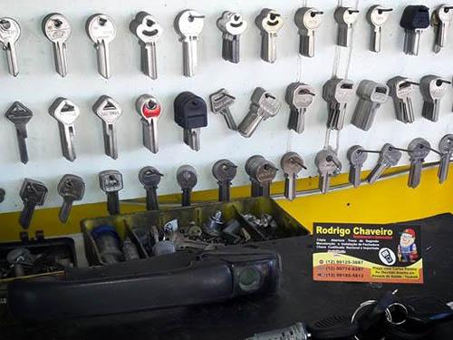 Chaveiro Automotivo em Taubaté