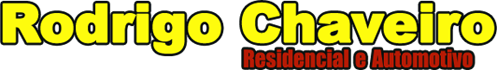 Rodrigo Chaveiro Logo